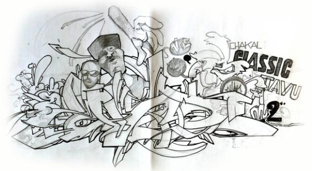 sketch classic
